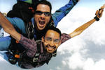 Q skydiving 16